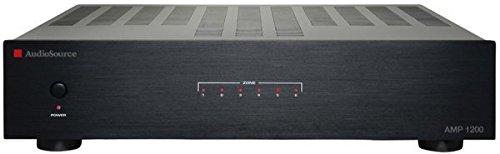 AudioSource AMP 1200 12-Channel Audio Distribution Amplifier Black