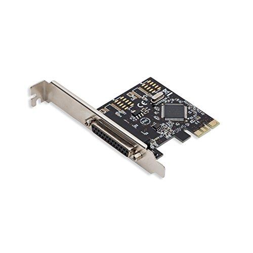 SYBA SD-PEX10005 PCI-Express Card 1x Parallel Port, MCS9900 Chipset