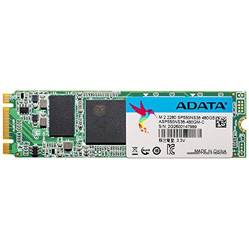 ADATA Premier SP550 M.2 2280 480GB Solid State Drive ASP550NS38-480GM-C