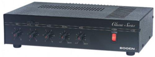 Classic Series 100-Watt Public Address Amplifier