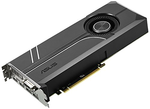 ASUS ASUS GeForce GTX 1070 TI 8GB GDDR5 Turbo Edition VR Ready DP HDMI DVI-D Graphics Card TURBO-GTX1070TI-8G