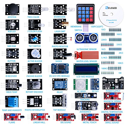 Elegoo Mega 2560 R3 Project Starter Kit For Arduino Mega2560