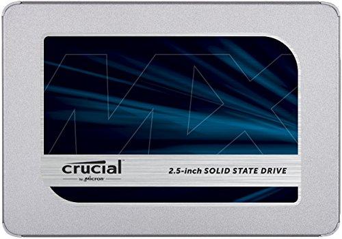 CT500MX500SSD1Z – Crucial MX500 500GB 3D NAND SATA 2.5 Inch Internal SSD