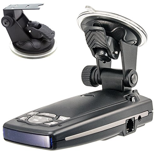 Nice Suction Cup Mount For The Cobra Radar Detector All
