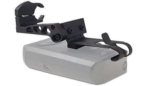 Made in USA – Looks Factory Installed – BlendMount BNR-2027 Corvette C7 Aluminum Radar Detector Mount for Uniden R1/R3. Patented Design