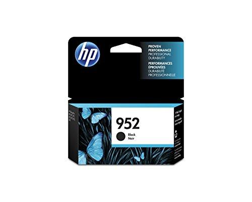 HP 952 Black Original Ink Cartridge F6U15AN for HP OfficeJet Pro 7740 8702 8710 8715 8720 8725 8730 8740