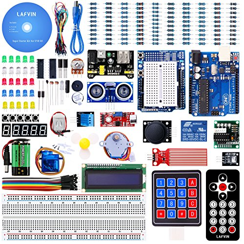 LAFVIN UNO Project Super Starter Kit for Arduino UNO R3 Mega2560