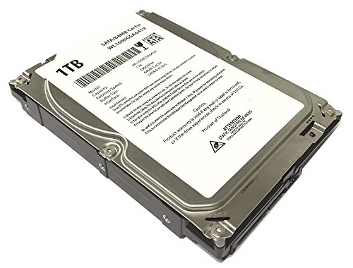 WL 1TB 64MB Cache 5900RPM SATA III 6.0Gb/s Quiet & Heavy Duty Internal Desktop 3.5″ Hard Drive PC,CCTV DVR – w/ 1 Year Warranty