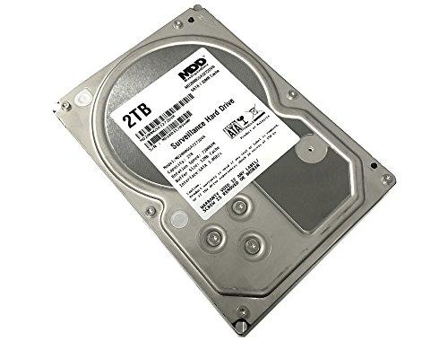 MaxDigitalData 2TB 32MB Cache 7200PM SATA 3.0Gb/s 3.5″ Internal Surveillance CCTV DVR Hard Drive MD2000GSA3272DVR – w/2 Year Warranty