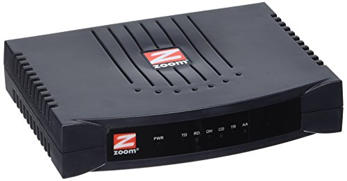 Zoom 3049 Data/Fax Modem  Serial  1 x RJ-11 Phone Line, 1 x RS-232 Serial  56 Kbps