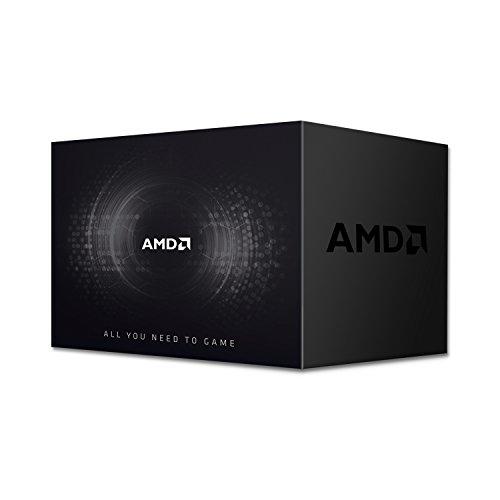 AMD Combat Crate Bundle with Ryzen 7 1700 CPU 1 Item, MSI Gaming Radeon RX 580 graphics card 1 Item & MSI B350 T