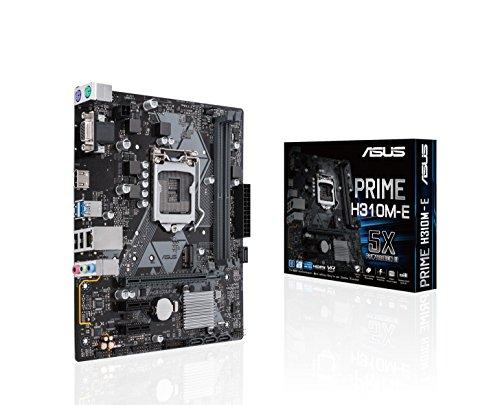 ASUS Prime H310M-E LGA1151 300 Series DDR4 HDMI VGA mATX Motherboard Prime H310M-E