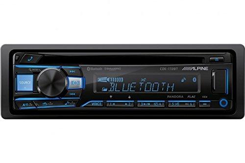 Alpine CDE-172BT Bluetooth Receiver replacement of CDE-143BT