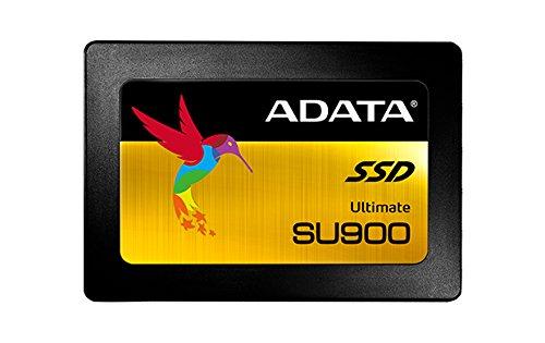 ADATA SU900 1TB Ultimate 3D NAND MLC 2.5 inch Internal Solid State Drive – Black ASU900SS-1TM-C