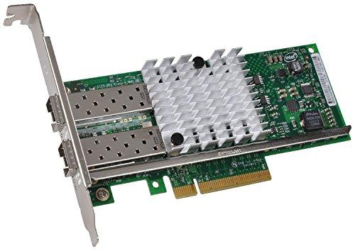 Sonnet Presto 10GbE SFP+ Network Adapter PCI Express 2.0 x8 Low Profile 10 Gb Ethernet G10E-SFP-2XA-E2