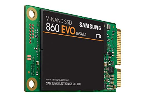 Samsung 860 EVO 1TB mSATA Internal SSD MZ-M6E1T0BW