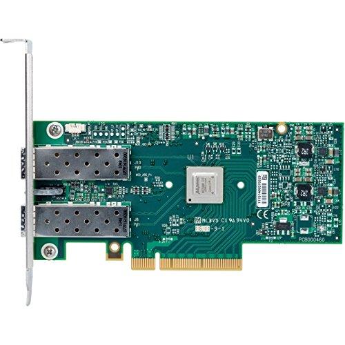Network Adapter – PCI Express 3.0 X8-10 Gigabit Ethernet MCX312B-XCCT – Mellanox Connectx-3 Pro