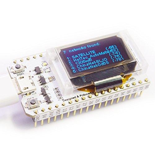 HiLetgo ESP-WROOM-32 ESP32 ESP-32S Development Board 2 4GHz