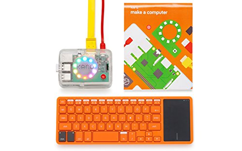 Kano Computer Kit  – Make a computer, learn to code 2017 Edition