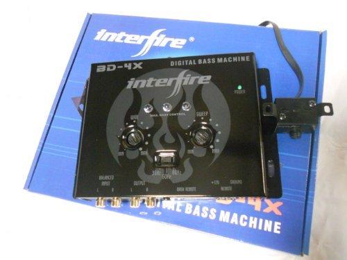 Interfire Epicenter Digital Bass Driver
