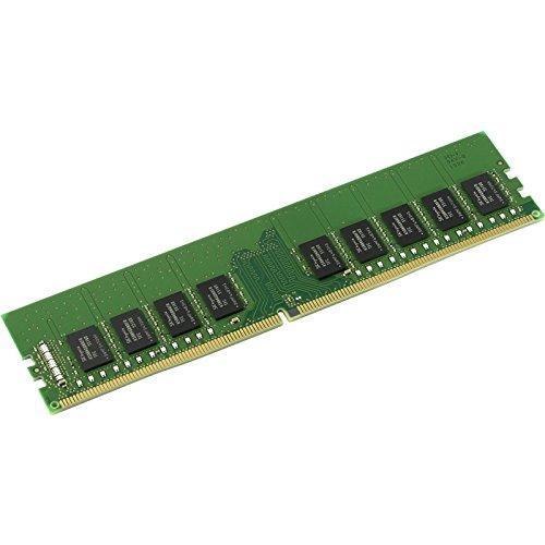 Kingston Technology ValueRAM 16GB 2400MHz DDR4 ECC CL17 DIMM 2Rx8 Desktop Memory KVR24E17D8/16