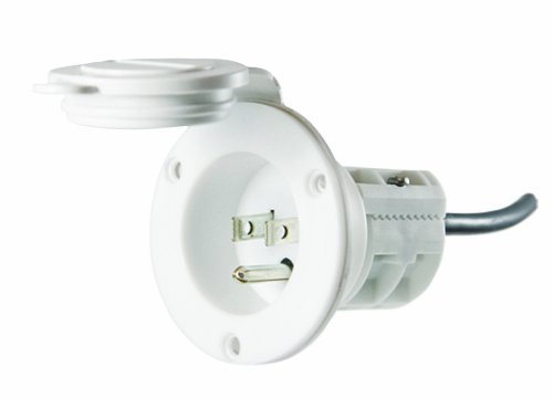 MinnKota MKR-23 AC Power Port White