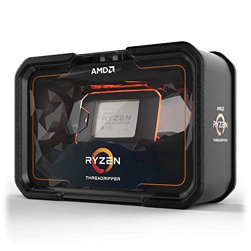 AMD Ryzen Threadripper 2920X 12-Core/24-Thread Processor 4.3 GHz Max Boost 38MB Cache YD292XA8AFWOF