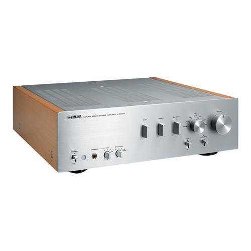 Yamaha A-S2000SL Natural Sound Stereo Amplifier Silver