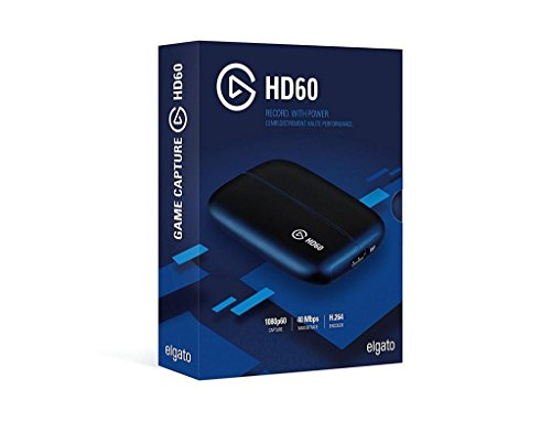 USB 2.0 Elgato10025015 – Functions: Video Game Capturing – Elgato 10025015 Game Capture HD60