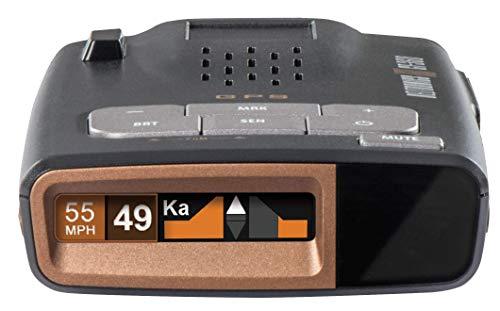 Beltronics GT360 – Radar/Laser Detector, Directional Arrows, Fewer False Alerts, Supercharged Detection, OLED Display, Bluetooth, Escort Live, Voice Alerts, Police Alerts