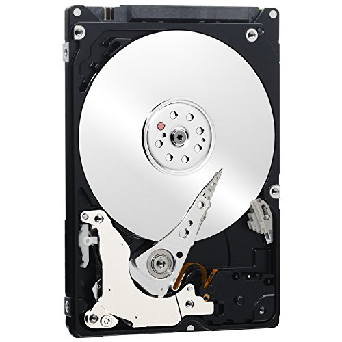 Western Digital WD Black WD5000LPLX 500 GB SATA 6Gb/s 2.5″ Internal Hard Drive – Portable – Bulk Bare Drive – 32 MB Buffer – 7200 rpm