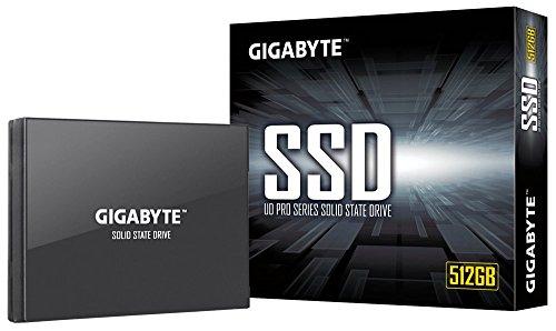 GP-GSTFS30512GTTD – GIGABYTE UD PRO 512GB 64 layer 3D TLC NAND Flash SATA III 2.5″ Internal SSD