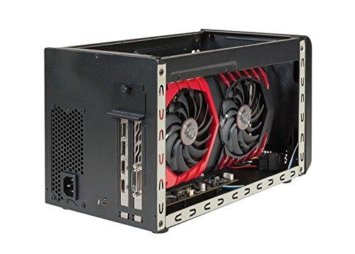 Sonnet eGFX Breakaway Box 550W GPU-550W-TB3