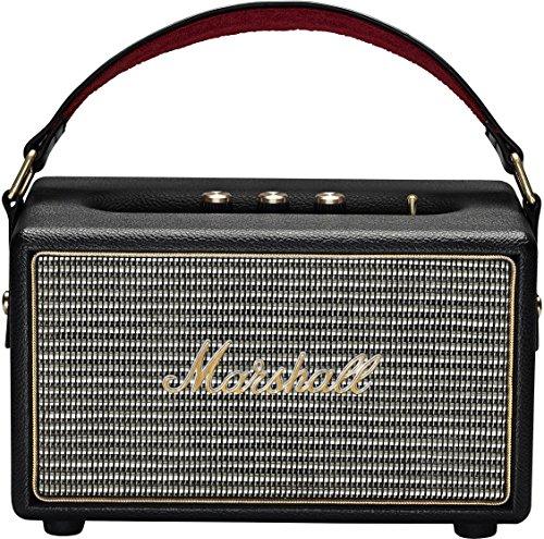 Marshall Kilburn Portable Bluetooth Speaker, Black 4091189