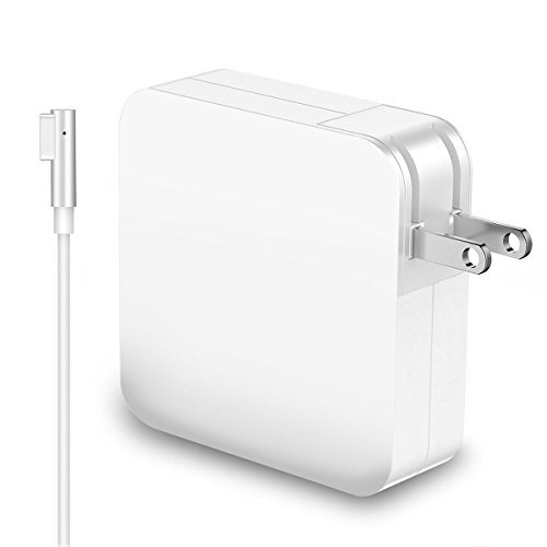 NEWBEING 60W Compatible MacBook Pro Charger, MacBook Air Charger, L-Tip Replacement MacBook Charger, Magsafe 2 Magnetic L-Tip Power Adapter Charger for Apple MacBook 13.3″,15″ and 17″