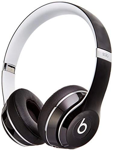 Beats By Dre Solo 2 Luxe Edition On-Ear Headphones | Black WIRED,  Not Wireless