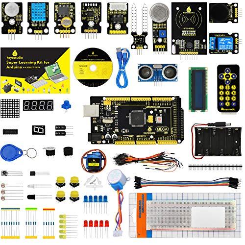 KEYESTUDIO Mega 2560 Starter Kit for Arduino, Perfect Stem Educational Gifts