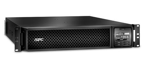 APC UPS 3000VA Smart-UPS Single Phase Online Uninterruptible Power Supply, Rack Mount UPS SRT3000RMXLA