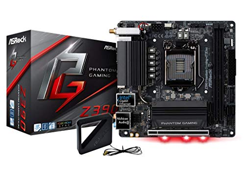ASRock Motherboard Z390 Phantom Gaming-ITX/AC