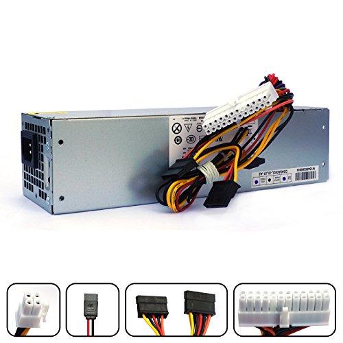 POINWER 3WN11 H240AS-00 709MT 240W Optiplex 7010 SFF Power Supply for Dell Optiplex 390 790 990 3010 9010 Small Form Factor Systems CCCVC 3RK5T 2TXYM F79TD L240AS-00 H240ES-00 D240ES-00 AC240AS-00