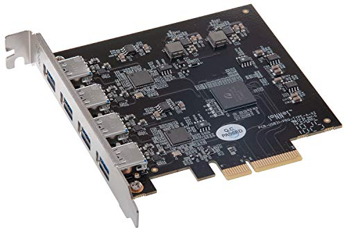 Sonnet Allegro Pro USB 3.1 PCIe USB3-PRO-4P10-E