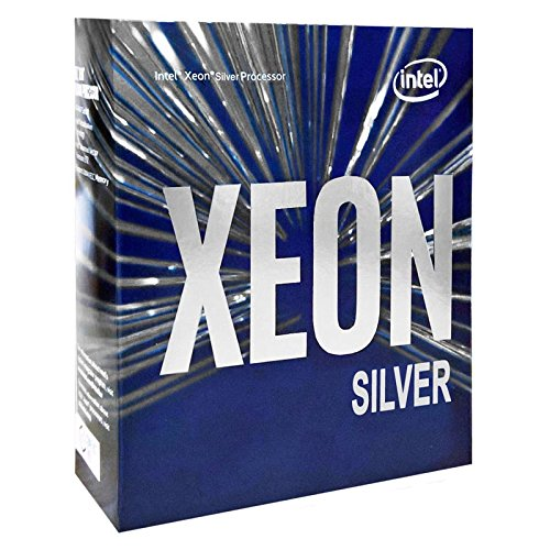 Intel Xeon Silver 4110 Processor 8 Core 2.10GHZ 11MB BX806734110 Retail Pack