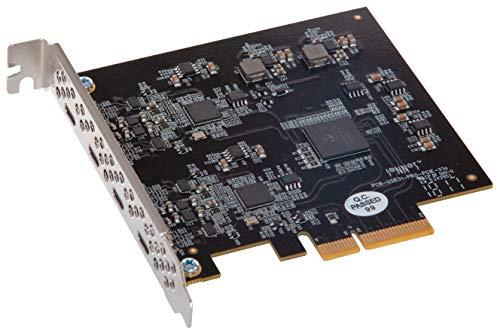 Sonnet Allegro USB-C 4-Port PCIe Card USB3C-4PM-E