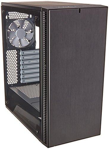 Fractal Design ATX Mid Tower Cases FD-CA-DEF-C-BK-TG