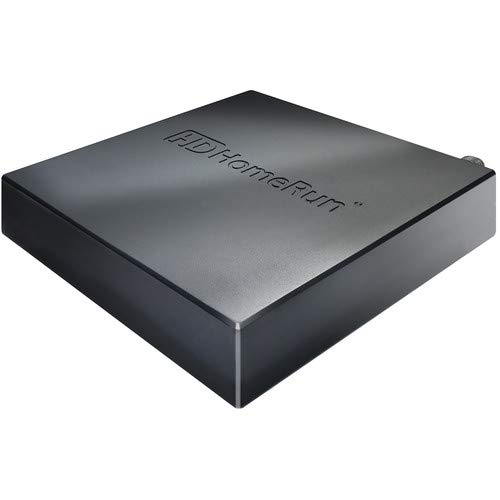 SiliconDust HDHR5-4US HDHomeRun Connect Quatro 4-Tuner Live TV for Cord Cutters Certified Refurbished