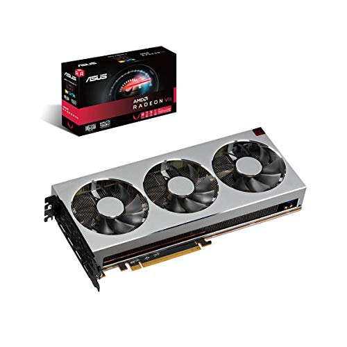 ASUS Radeon VII 16GB DP HDMI AMD Graphics Card RADEONVII-16G