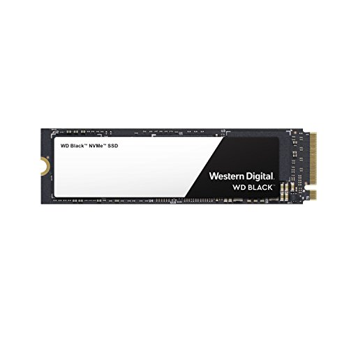 WDS500G3X0C – WD BLACK SN750 500GB NVMe Internal Gaming SSD