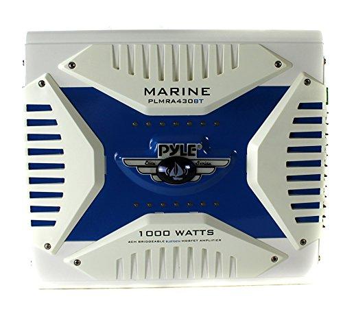 PLMRA410BT – Pyle 2 1 Bluetooth Marine Amplifier Receiver
