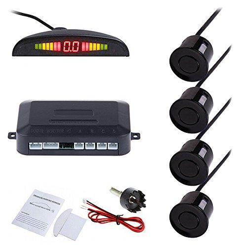 Tiemahun LED Parking Sensors Car Auto Vehicle Reverse Backup