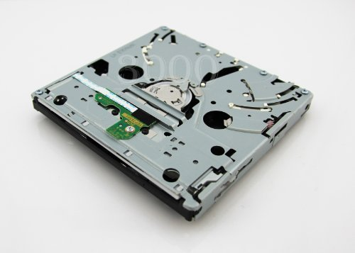 Original Nintendo Wii Complete Plug-and-Play Replacement DVD Drive With PCB Board